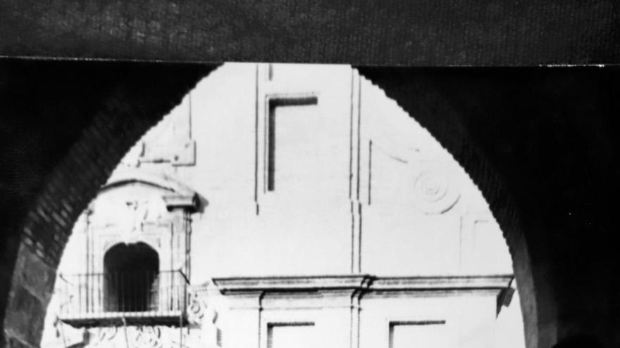 La Velá de La Fuensanta: recuerdos en blanco y negro