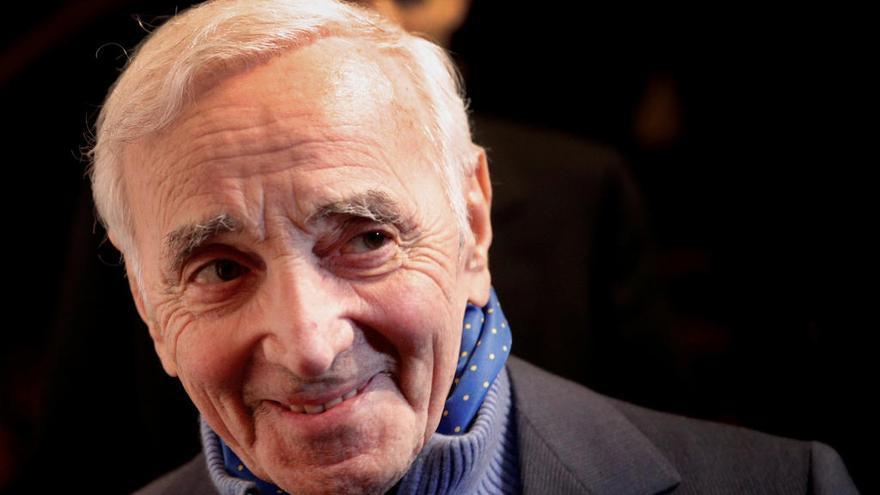 Mor el cantant Charles Aznavour als 94 anys