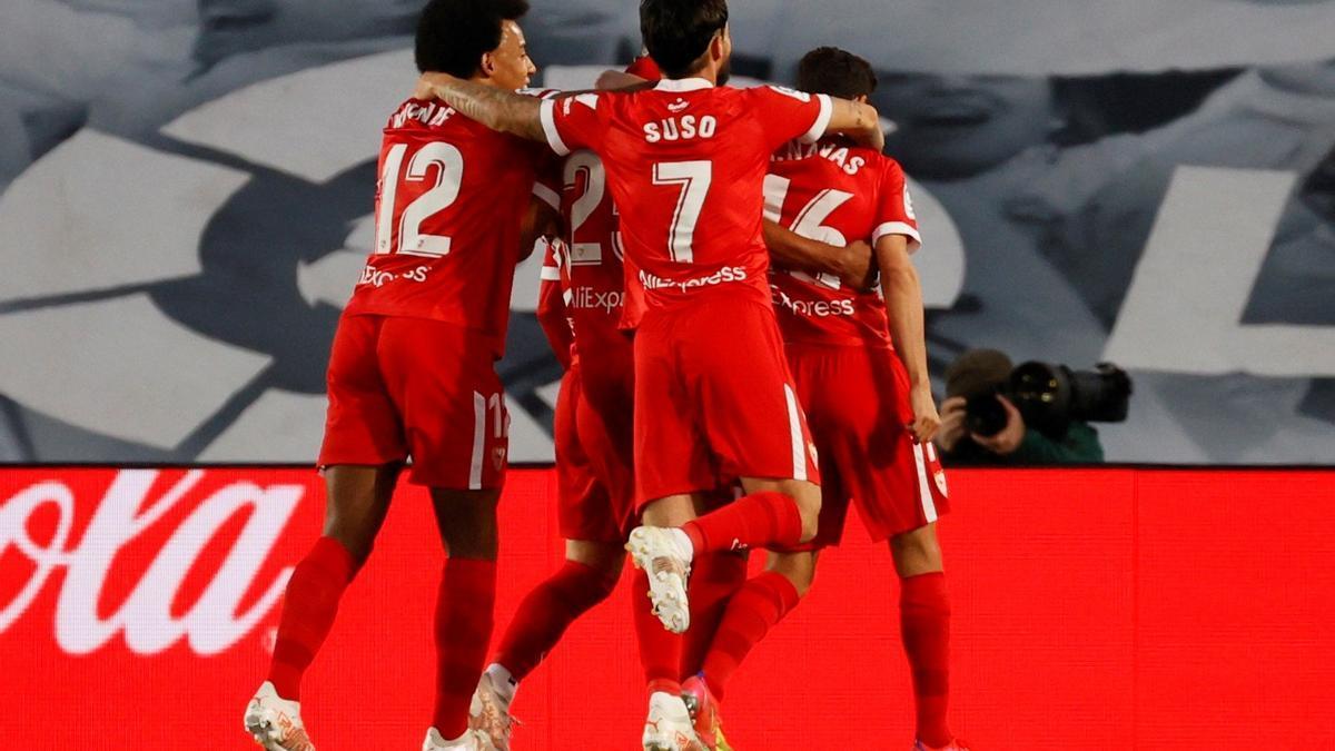 LaLiga Santander: Real Madrid - Sevilla