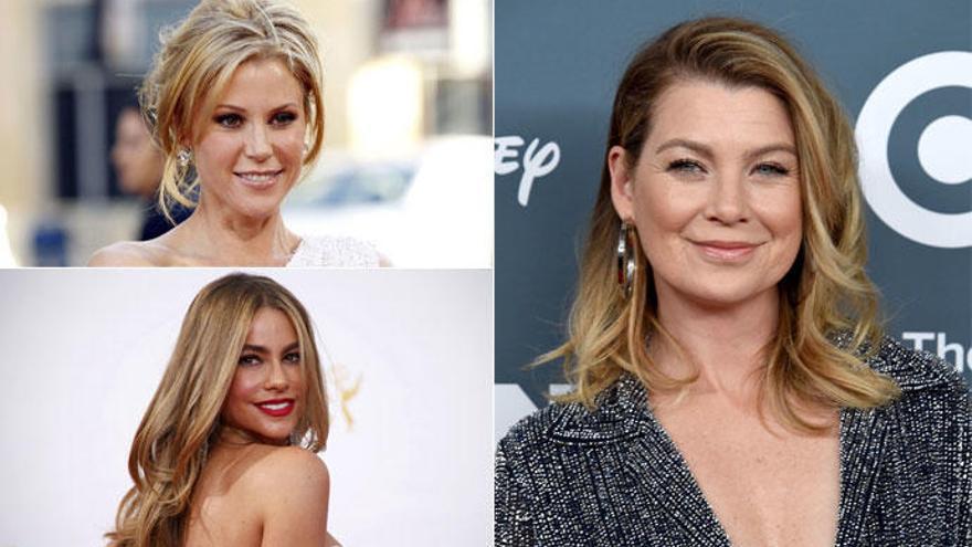 Las 10 actrices mejor pagadas de la televisión en 2018, según Forbes