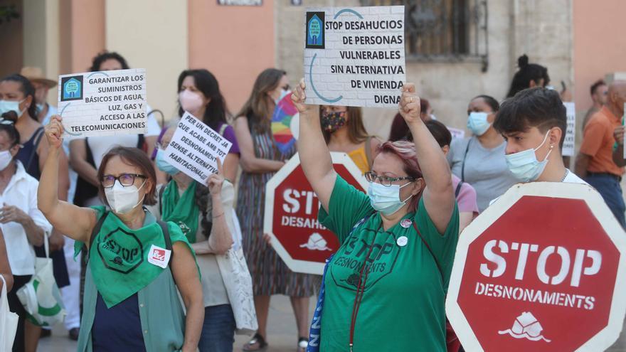 Castellón registra dos familias en quiebra cada semana por la crisis