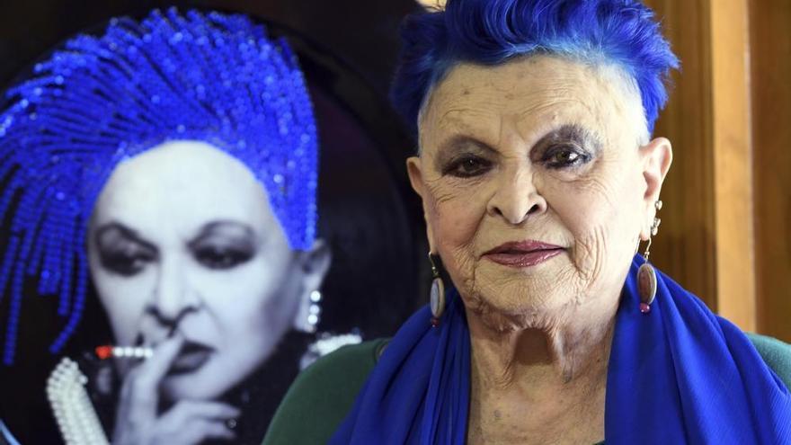 El fiscal pide cárcel para Lucía Bosé por vender un Picasso de una empleada