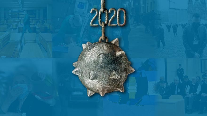 Adiós 2020: el resumen del año