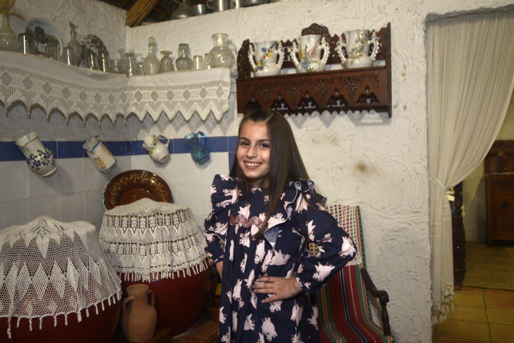 Ángela Moreno Micol, de Los Güertanos