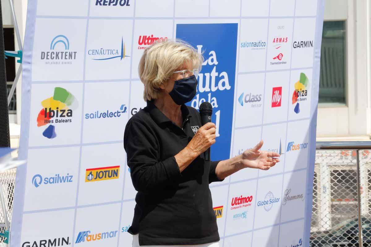 La XXXIII Ruta de la Sal: Yellow Rose (versión Barcelona) y Brujo (versión Denia), ganadores de 2021