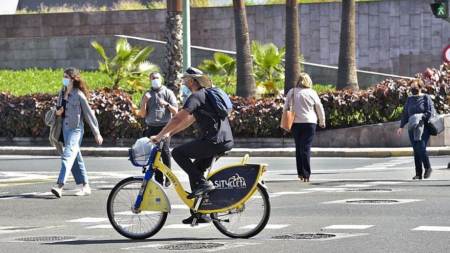 Canarias reduce los nuevos contagios en un 4% durante la última semana