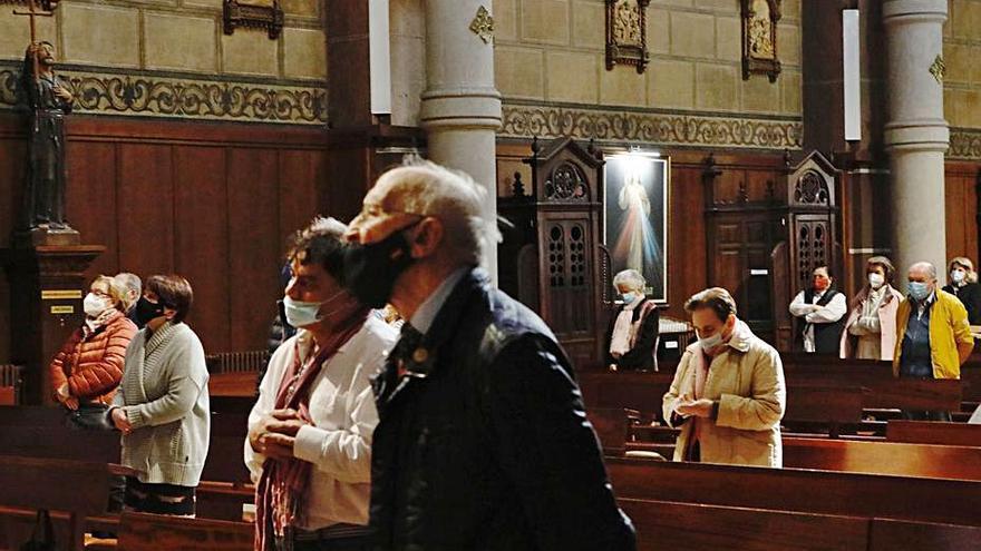 """""""Javierada"""" en la Basílica"""