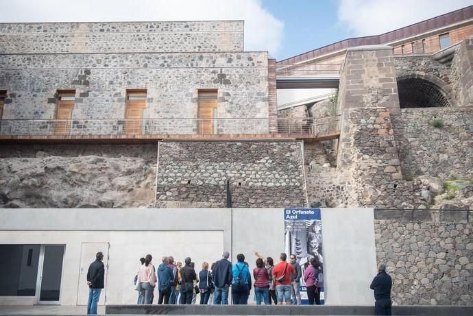 El curioso torreón sepultado en el Castillo de Mata
