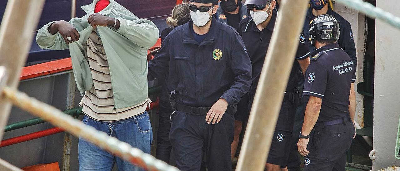 La introducción de cocaína continúa pese a las últimas operaciones antidrogas