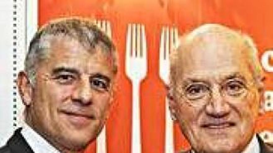 El director de la Joviat, membre de l'Acadèmia Catalana de Gastronomia