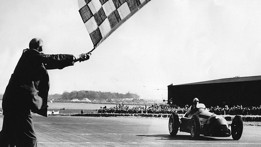El primer GP de Fórmula-1 cumple 70 años