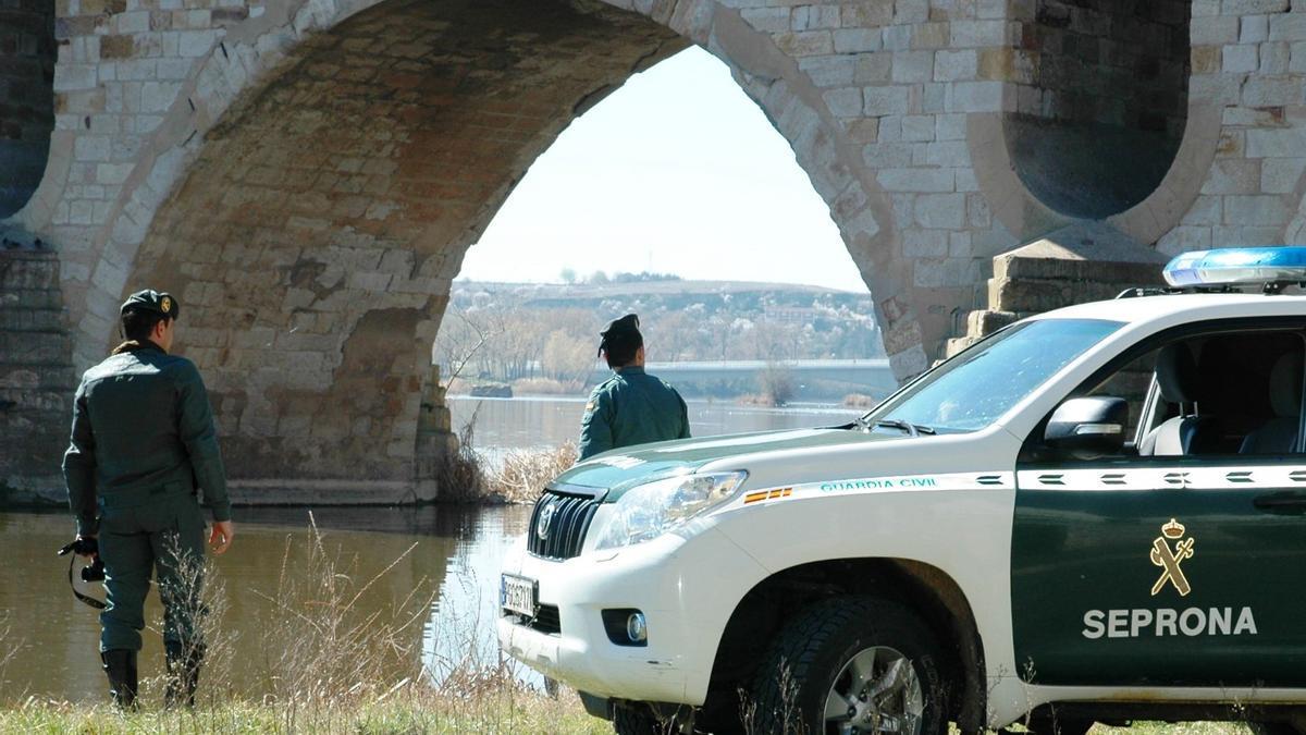 Vigilancia de patrimonio cultural por parte de la Guardia Civil