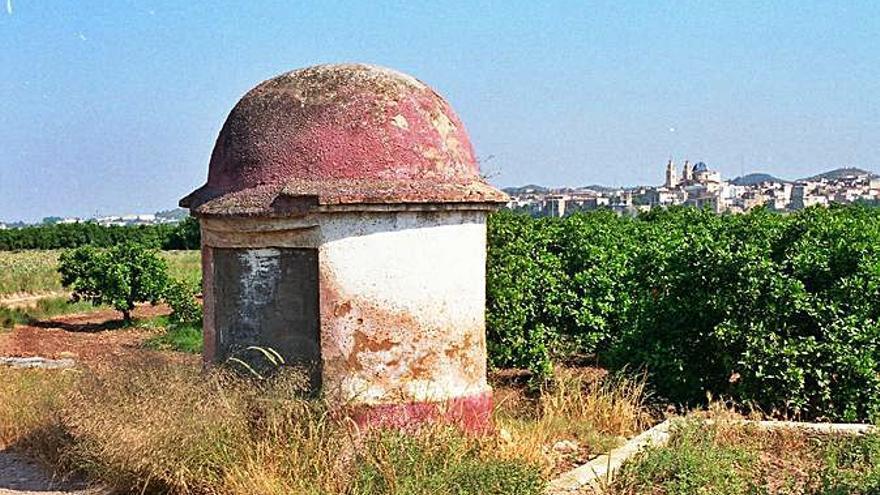 Riba-roja recupera els pous d'horta de la ribera del Túria
