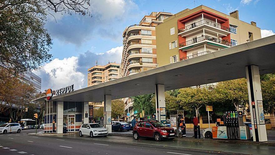 Las gasolineras apelan contra el cierre ordenado por el ayuntamiento de Palma