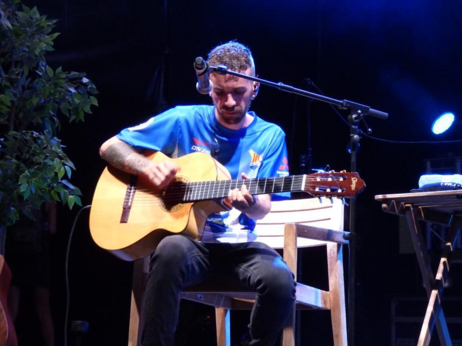 Comencen les Nits d''Acústica a Figueres