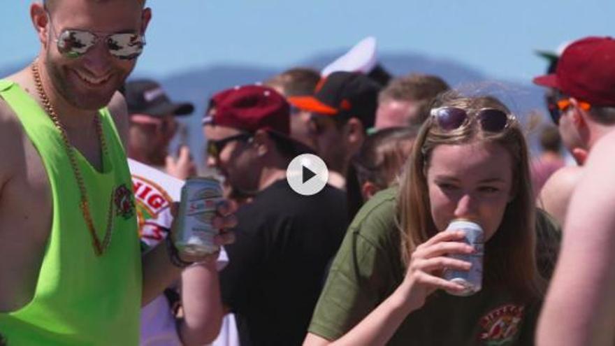 TV-Tipp: So erlebt das ZDF die Alkoholauflagen am Ballermann