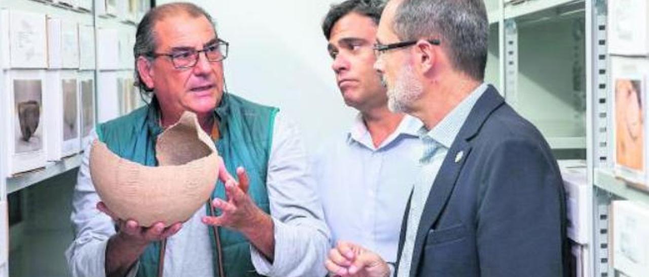 El Cabildo pide a Tenerife y Gran Canaria la devolución de patrimonio arqueológico