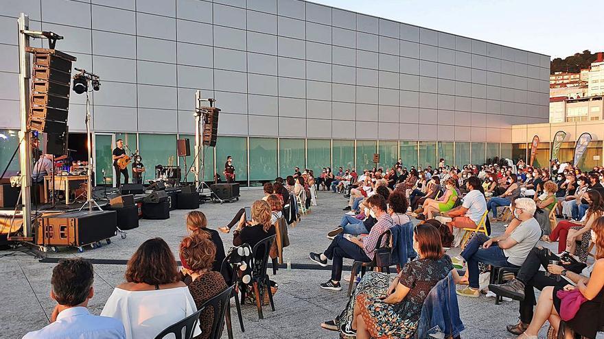 Galicia amplía al 75 por ciento los aforos en eventos culturales a partir del sábado