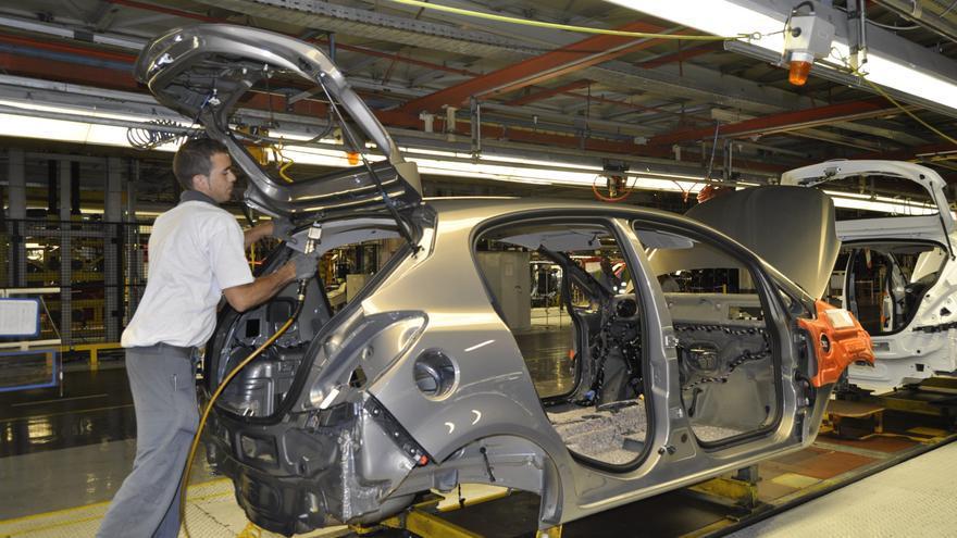 La producción industrial de la eurozona repunta al 1,5% en julio