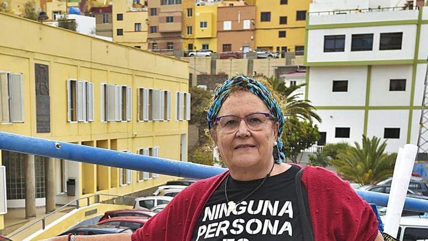 Isabel Santana: «Los africanos conservan valores  que nosotros ya hemos perdido»