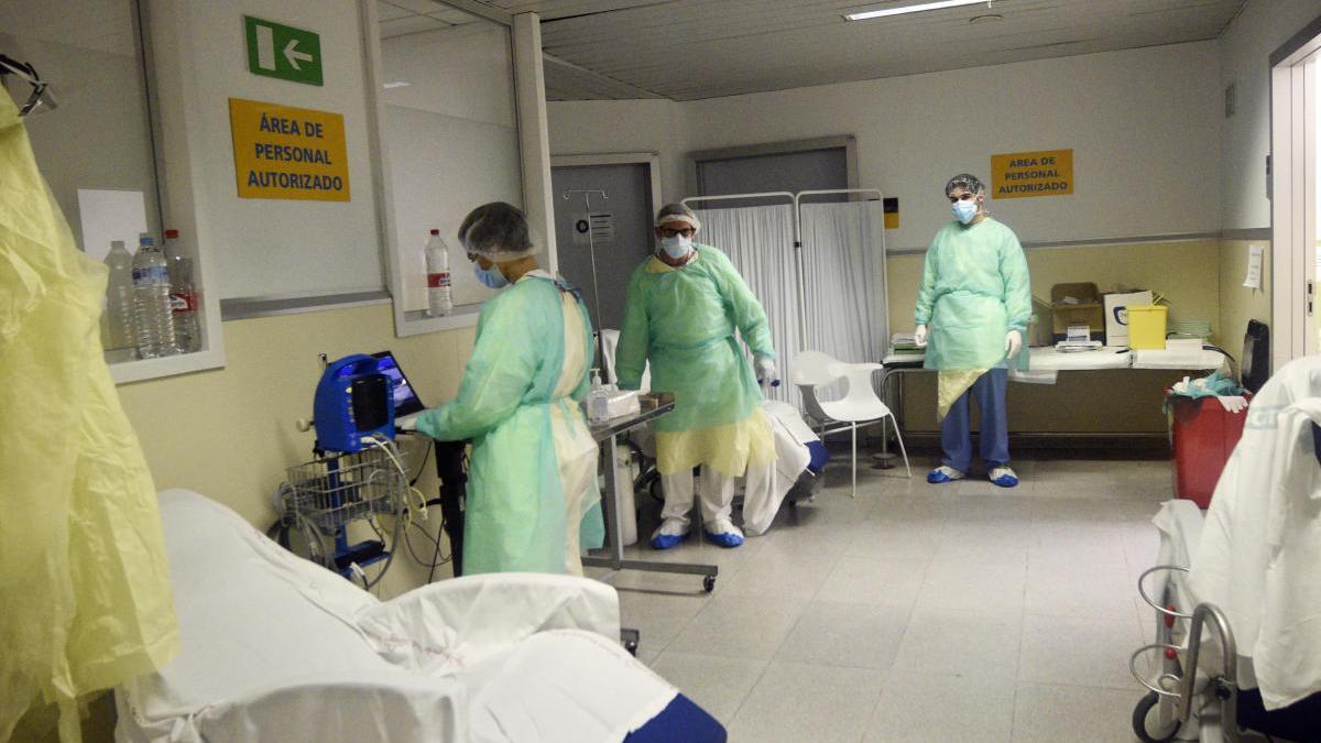 La Región es la segunda comunidad donde más avanza el coronavirus