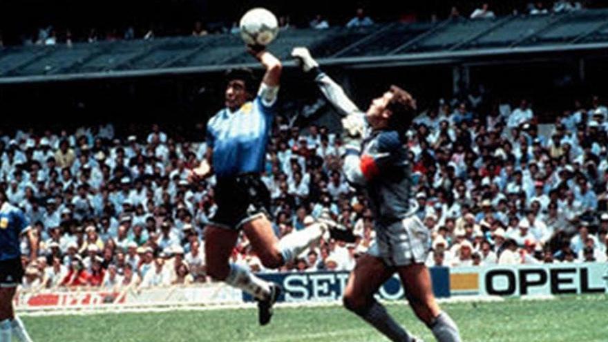 La mano de Dios y los mejores goles de Maradona