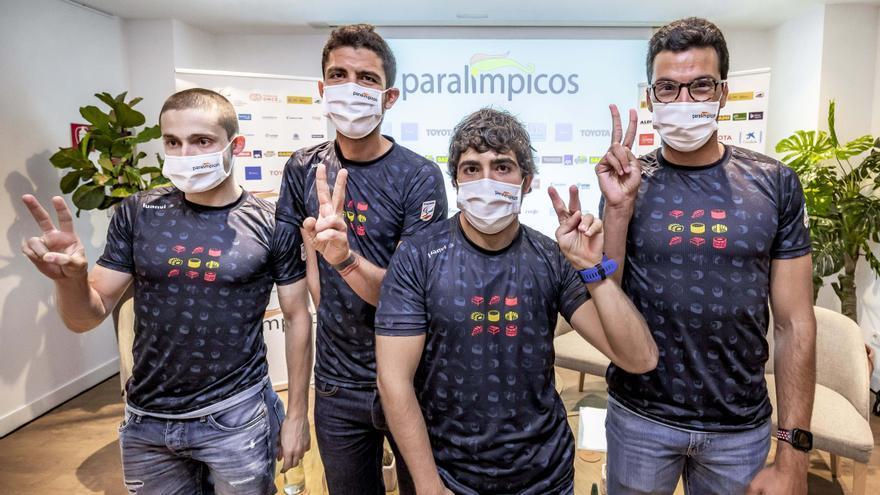 Los paralímpicos de Baleares calientan motores para Tokio