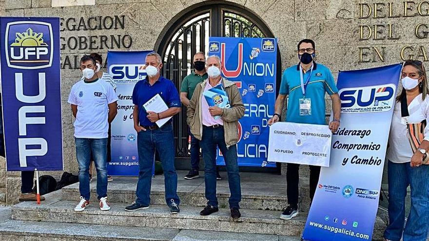 El Sindicato Unificado de Policía reclama que se realicen las PCR a los agentes