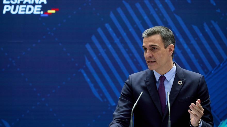 Sánchez anuncia que España participará desde junio en la prueba del 'pasaporte covid' de la UE