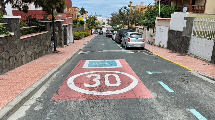 Afloja el pedal, ¿Conoces los nuevos límites de velocidad en Las Palmas de Gran Canaria?