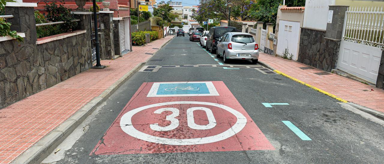 Afloja el pedal: ¿Conoces los nuevos límites de velocidad en Las Palmas de Gran Canaria?