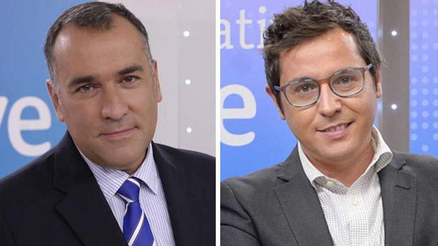 Xabier Fortes releva a Sergio Martín al frente de  'Los Desayunos' de TVE