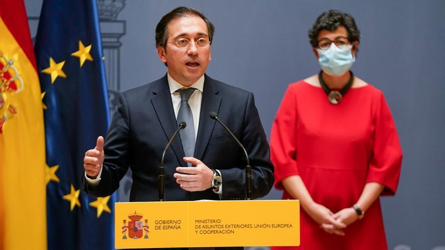 Albares deja fuera del Ministerio de Exteriores la 'Marca España'