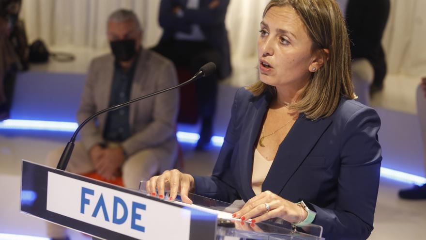 Heredó de su padre la pasión por los negocios y es una enamorada de la naturaleza: así es la nueva presidenta de los empresarios asturianos