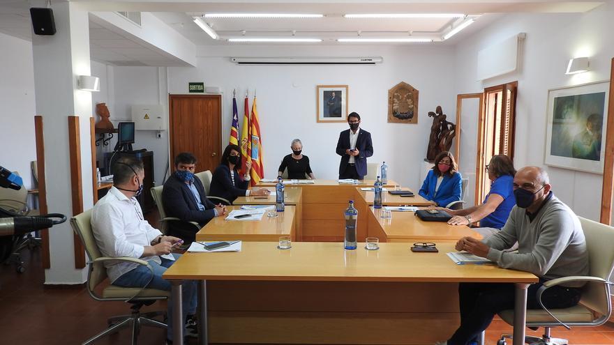Formentera traslada a Negueruela las medidas consensuadas para un verano seguro