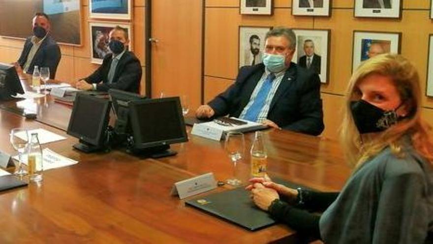 PortCastelló aplaude la millonaria inversión del Gobierno en la red ferroviaria interna