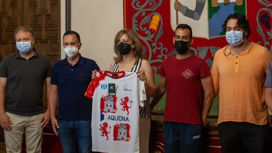 """La Fundación """"Eusebio Sacristán"""" llega a Zamora con el fútbol como instrumento de inclusión"""