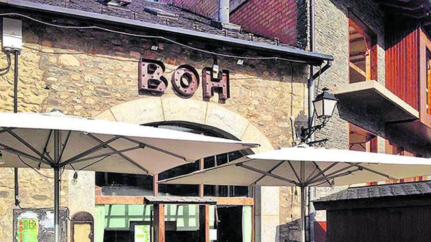 Cafeteria Boh, el valor afegit del producte de proximitat