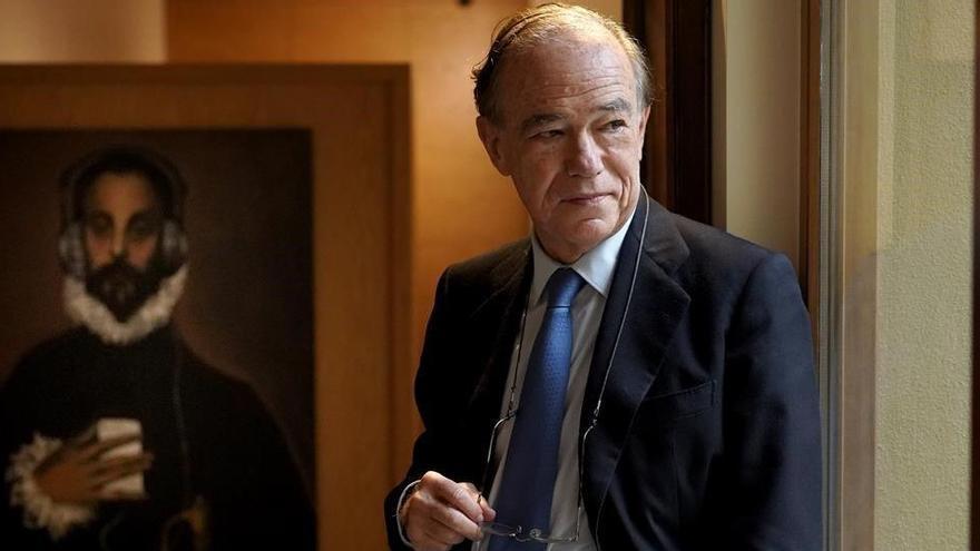 """Gregorio Marañón Bertrán de Lis: """"La Cultura tiene un valor estratégico para la sociedad"""""""