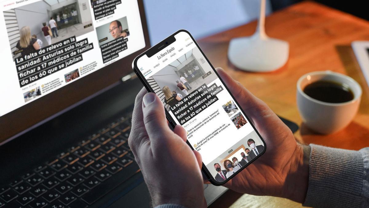 Suscripciones digitales de LA NUEVA ESPAÑA