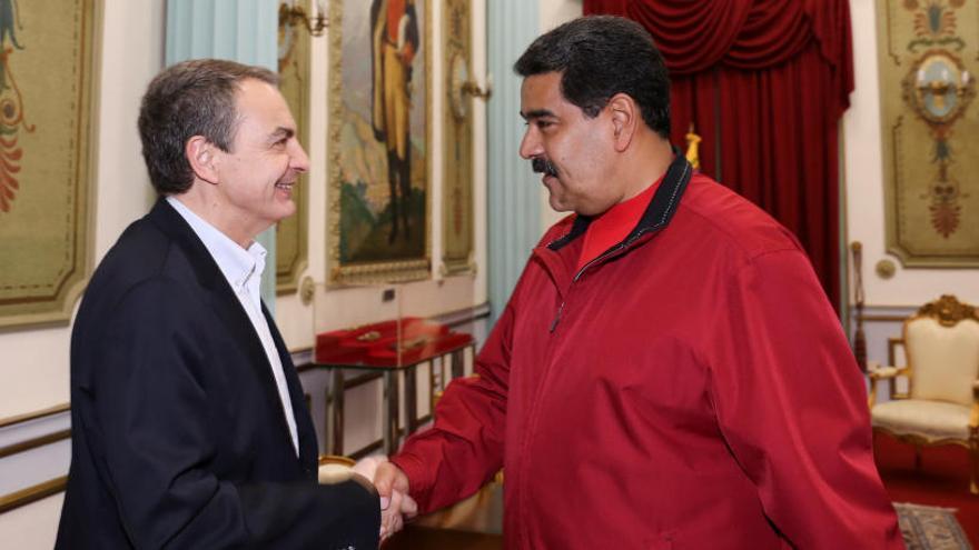 Tintori confirma que Zapatero visitó a López y niega negociaciones