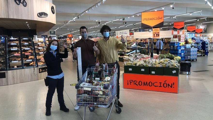 Lidl inicia septiembre sorteando una compra gratis en su tienda de Trassierra