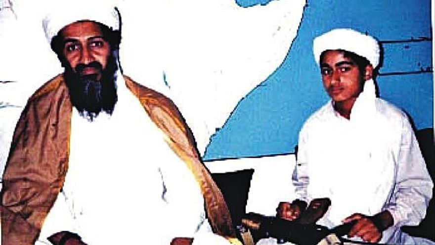 Donald Trump confirma la mort del fill de Bin Laden