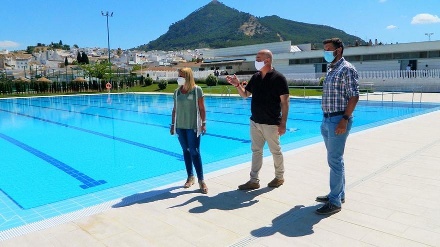 La piscina municipal de Rute amplía este verano el aforo a 282 usuarios