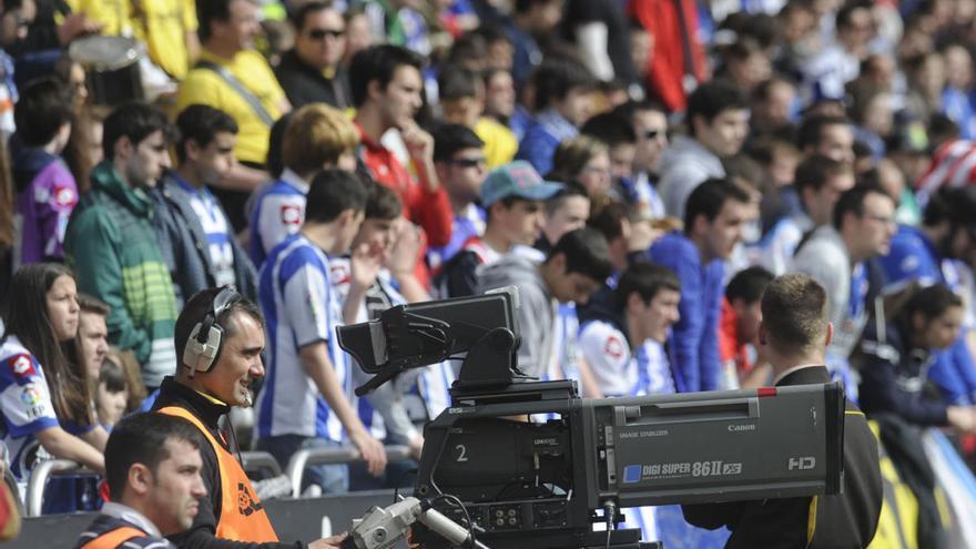El Deportivo alcanza un acuerdo con la Televisión de Galicia