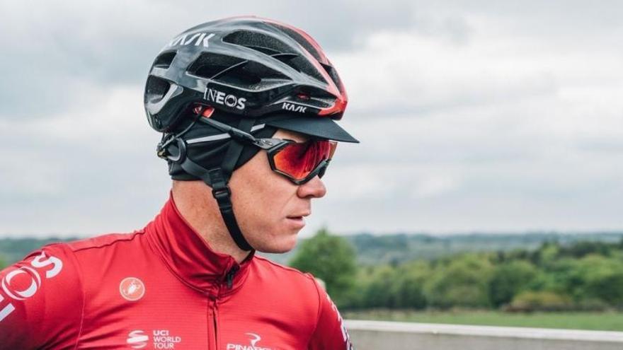 Froome es perd el Tour de França després trencar-se el fèmur en la Dauphiné