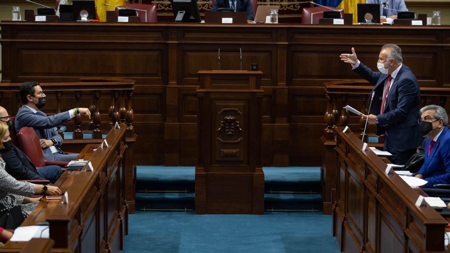 El Parlamento celebrará un nuevo pleno extraordinario sobre el fuero