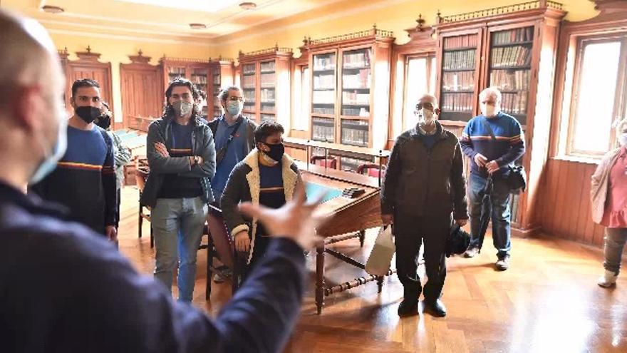 Retoma sus visitas guiadas sin reserva el Casino de Cartagena en el Palacio Casa Tilly