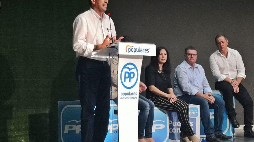 Claudio Gutiérrez, candidato a ocupar la Presidencia del Cabildo
