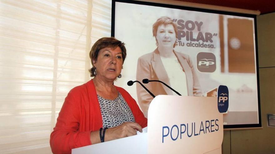 Le llega el turno a Pilar Barreiro